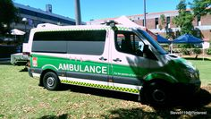 St John ambulance @ Perth, Western australia