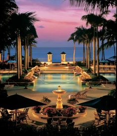 Ritz Carlton, San Juan Puerto Rico, will be staying here if I win the mega millions!