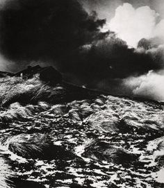 Bill Brandt, Top Withens, Yorkshire Moors, 1945