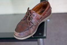 Floris van Bommel leather shoes przed i po renowacji SkinMyWay
