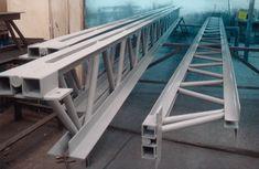 Metal Building House Plans, Steel Building Homes, Arch Building, Roof Truss Design, Railing Design, Steel Frame House, Steel House, Steel Structure Buildings, Steel Trusses