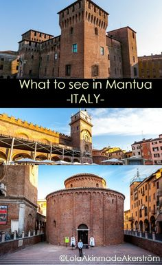 Feeling like traveling to Italy this upcoming summer season? Consider stopping to Mantua! Find out about the interesting sights you can stumble upon while there, and read about their meaning on Geotraveler's niche: http://www.lolaakinmade.com/europe/photos-of-mantua-italy/