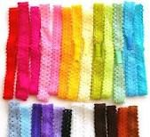 stretchy lace hairbands