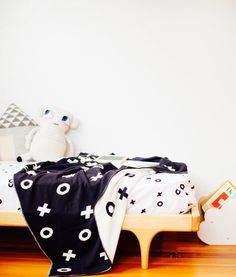 PREORDER The XO Blanket is made from the softest GOTS (Global Organic Textile Standard) certified Organic Cotton. Available in: Cot Size x Siz Kids Decor, Home Decor, Cotton Blankets, Cribs, Baby Car Seats, Organic Cotton, Toddler Bed, Textiles, Children