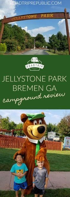 20 Best yogi bear jellystone campground were going in spring/summer