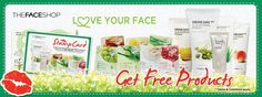 2014 April design for THEFACESHOP Indonesia. @LovelyDay Story