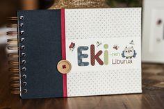 Libro de nacimiento para Eki,