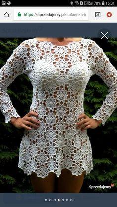 Knot Dress, African Fashion Dresses, Crochet Stitches, Patterns, Store, Lady, Women, Crochet Dresses, Outfits