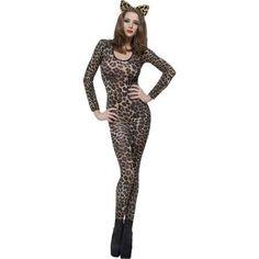 Cheetah Print Brown Bodysuit   LoveJoy Adult Sex Toys   Ireland