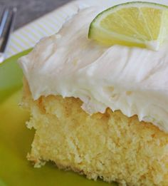 Kick off Cinco de Mayo festivities with a tequila lime margarita cake recipe! - Everyday Dishes & DIY
