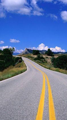 Highway #iPhone #5s #Wallpaper