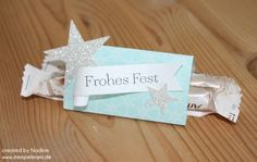 Goodie Stampin Up Give Away Gift Idea Verpackung Tischdekoration
