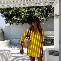 """7,529 Likes, 55 Comments - Caroline de Maigret 🇫🇷 (@carolinedemaigret) on Instagram: """"🇬🇷"""""""