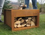 "TRAE fire pit | Vuur; I saw this on ""I Want This"" on DYI network.  I want this!!!"