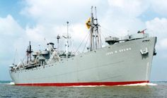SS JOHN W. BROWN (Liberty Ship) in South and Southeast Baltimore, Maryland.