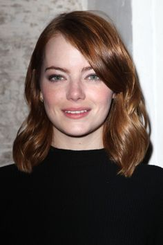 Emma Stone attends the Bulleit Bourbon Luncheon to Celebrate ''LA LA LAND'' in NYC http://celebs-life.com/emma-stone-attends-bulleit-bourbon-luncheon-celebrate-la-la-land-nyc/  #emmastone