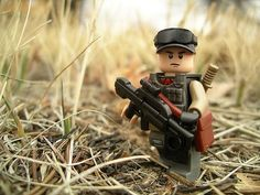 lego outdoor photography | Wasteland Custom Minifigure | Custom LEGO Minifigures