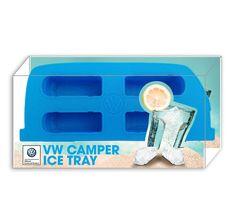 VW Bulli Eiswürfelform Ice Tray. Hier bei www.closeup.de