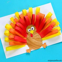 Grab yous scissors as we have another wonderful paper turkey craft idea to share with you. This one can be made with our without out turkey paper craft template, that you can grab at the end of this tutorial. *this post contains affiliate links* Fall is the best time of the year to make some …