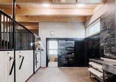 Horse Stable Kekkapää (Finland) by Pook Architects