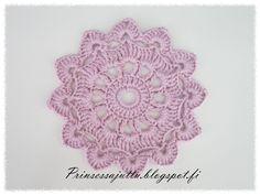 Prinsessajuttu: Lomalla virkattua Crochet Earrings, Jewelry, Stuff Stuff, Jewlery, Jewerly, Schmuck, Jewels, Jewelery, Fine Jewelry