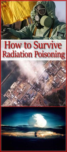 Radiation poisoning comes as a secondary threat after an explosion due to a nuclear attack or a power plant accident. Here are things a prepper should do to avoid falling victim from the deadly effects of nuclear radiation.