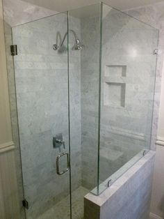 donu0027t forget the spacious shower with shaving ledge hand shower on slide bar