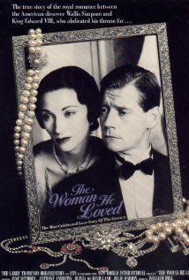 Edward VIII - The Woman He Loved (1988). Anthony Andrews & Jane Seymour, way better than Madonna. Apparently Olivia de Havilland is in this too.