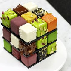 With over 70 thousand followers, Paris Chez Sharon let's you follow along as one woman samples the sweet delights of the French city. A culinary tour guide Pastry Art, Mousse Cake, Food Instagram, Instagram Cake, Amazing Food Art, Amazing Cakes, Beautiful Cakes, Delicious Desserts, Fancy Desserts