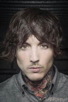 Oliver Sykes- Bring Me The Horizon