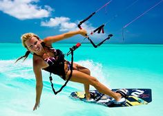 kiteboarding Sandy Island  Make sure to check out http://www.talic.com for the best kitesurfing storage rack