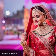 Image may contain: 1 personYou can find indian bridal fashion and more on our website.Image may contain: 1 person Indian Bridal Photos, Indian Bridal Fashion, Indian Bridal Outfits, Indian Bridal Jewelry, Bridal Jewellery, Wedding Jewelry, Indian Wedding Lehenga, Indian Wedding Bride, Indian Weddings