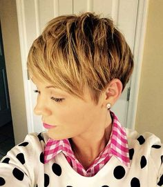 20. Trendy Short Haircut 2016