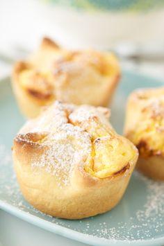 Mini Lemon Ricotta Pies