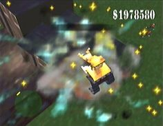 Instruments of Destruction: The Vehicles of Blast Corps Destruction, Instruments, Day, Vehicles, Blog, Tools, Blogging, Musical Instruments, Vehicle