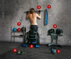 Best sport center for disabled people images disabled people
