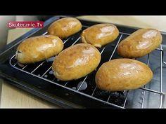 Proste jagodzianki -pulchne i pyszne :: Skutecznie.Tv [HD] Baked Potato, Hamburger, Main Dishes, Recipies, Sweets, Bread, Cookies, Baking, Ethnic Recipes