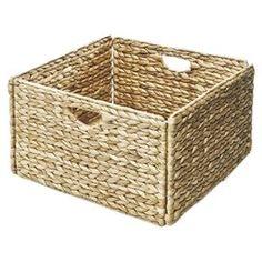 Hyacinth Storage Bin $25
