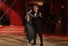 マンチーニがタンゴを踊る