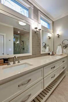 Morningside Make-Over traditional bathroom