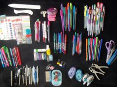 It's My Life!: Stationary Organisation With My Filofax