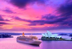 P&O Cruises - Sydney #cruise #travel