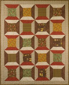 Debbie Mumm: Quilt Project January 2009