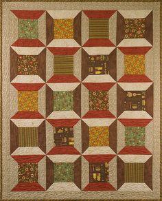 quilt projects | Debbie Mumm: Quilt Project January 2009