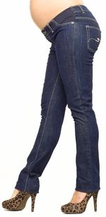Seraphine Magdalena Skinny Maternity Jeans | Maternity Clothes on Sale at Due Maternity