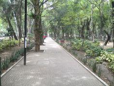 Parque España #endondecorrer