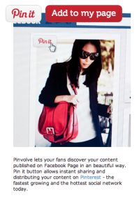 Pinvolve Converts Facebook Pages Into Pinterest Pinboards, Increases Repins By150%+