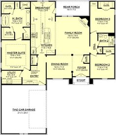 Like master bathroom and idea of whole house just needs to be bigger