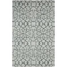 L likes Thom Filicia Handmade Hudson Grey New Zealand Wool Rug (8' x 10') | Overstock.com Shopping - The Best Deals on 7x9 - 10x14 Rugs