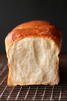 The English version of the Hokkaido bread is beneath the Hungarian post. Két napja volt 1 éves a KonyhaParádé! Tart Recipes, Sweet Recipes, Baking Recipes, Cooking Bread, Bread Baking, Healthy Homemade Bread, Croissant Bread, Baking And Pastry, Food Photography